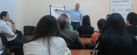 TRAINING FOR ARMENIAN PARLIAMENTARY STAFF
