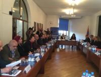 RSC MEETS WITH VISITING EU HIGH REPRESENTATIVE MOGHERINI