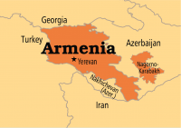 """RSC STAFF ANALYSIS: """"ARMENIA 2015: FOREIGN POLICY REVIEW"""""""