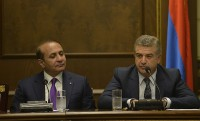 RSC CITED ON NEW ARMENIAN PREMIER