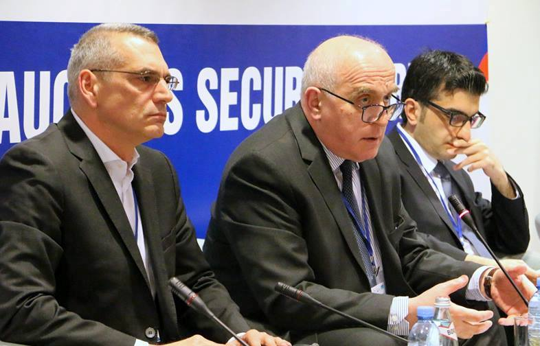 RSC ATTENDS SOUTH CAUCASUS SECURITY FORUM 2017 IN TBILISI