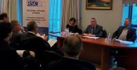 RSC BRIEFS VISITING NATO PARLIAMENTARY ASSEMBLY DELEGATION