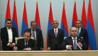 RSC STAFF ANALYSIS OF DOMESTIC ARMENIAN POLITICS
