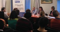 "RSC CONVENES SPECIAL ""FOCUS GROUP"" DISCUSSION ON ARMENIA-EU ISSUES"