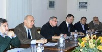 "RSC PARTICIPATES IN ARMENIAN ""STRATEGIC DEFENSE REVIEW"" FOR MINISTRY OF DEFENSE"