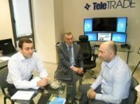 TeleTRADE Armenia-ն կհամագործակ�ի քաղաքագետ Ռիչարդ Կիրակոսյանի հետ