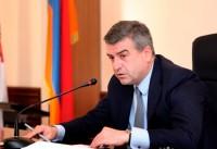 RSC ON NEW ARMENIAN PREMIER