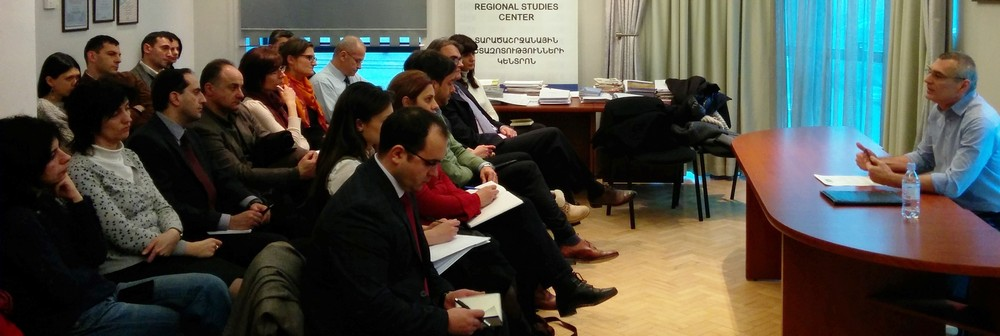 RSC HOLDS SPECIAL BRIEFING ON ARMENIA-RUSSIA RELATIONS